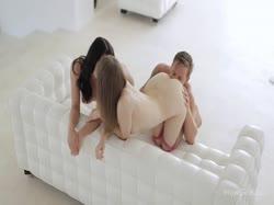 Скриншот для Девушки с шикарными попками ожидают проникновения члена